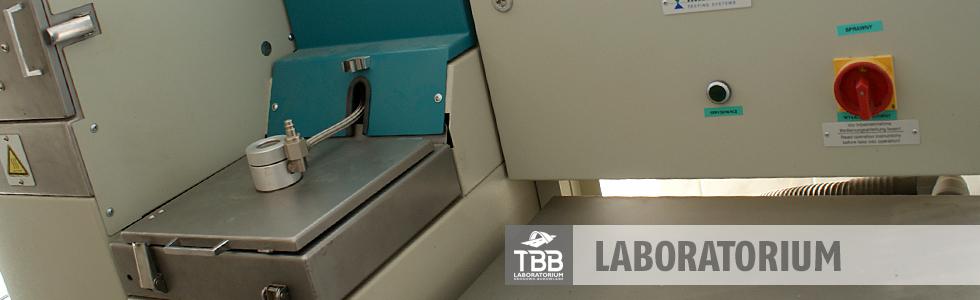 Laboratorium - TBB Laboratorium Drogowo-Budowlane